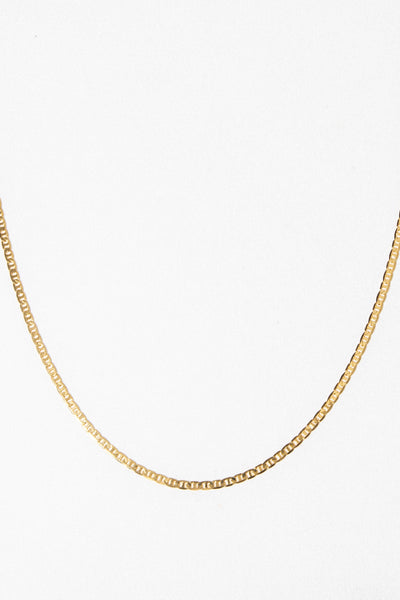 Dona Italia Jewelry 20 Inches / Gold Guccio Necklace