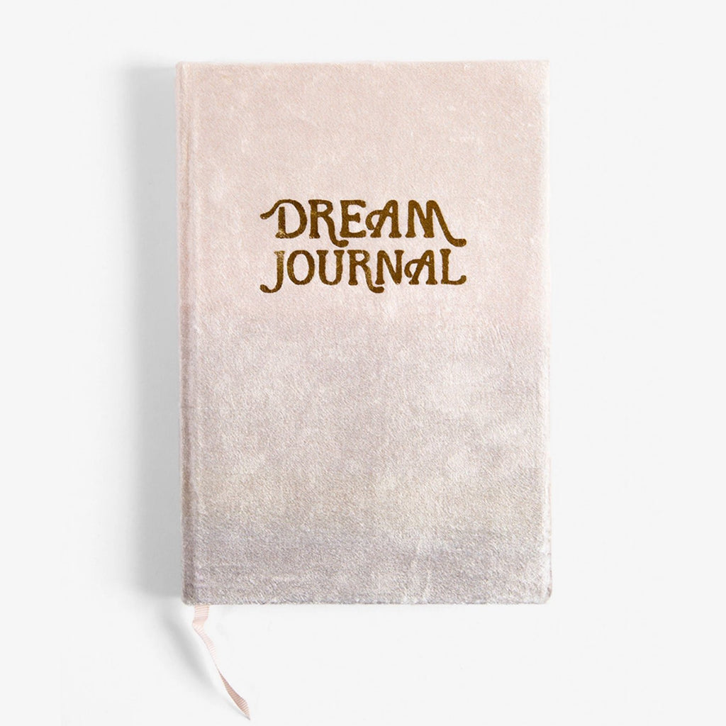 Printfresh Objects Pink / FINAL SALE Dream Velvet Journal