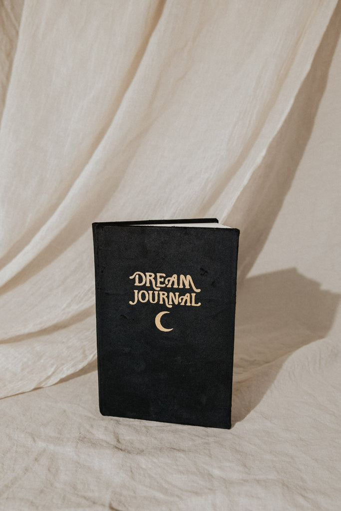 Printfresh Objects Black / FINAL SALE Dream Velvet Journal