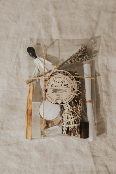 J. Southern Studio Objects Deluxe / FINAL SALE Energy Cleansing Ritual Kit