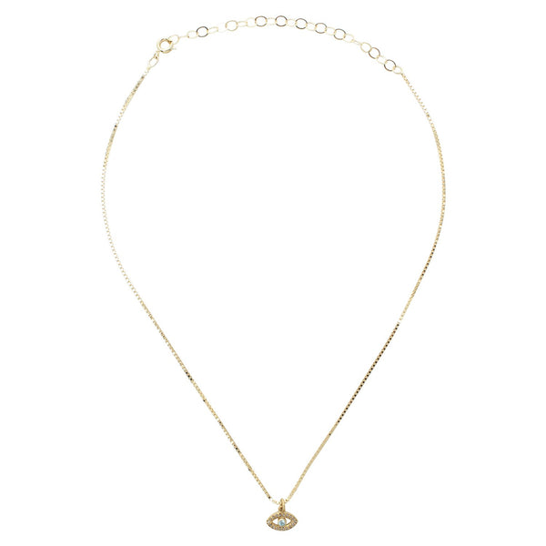 Tresor Jewelry Gold Talisman Necklace