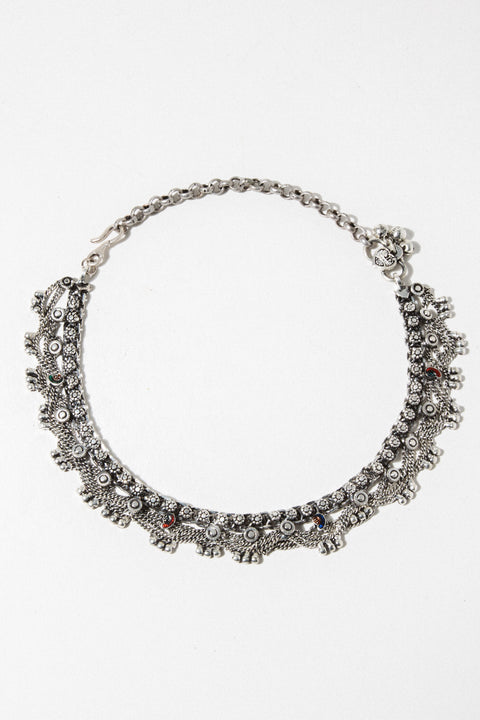 Sanjay Jewelry The Hunting Ritual Choker