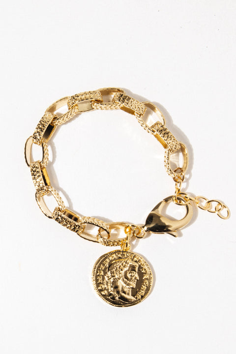 Child of Wild Jewelry Gold Napoli Bracelet
