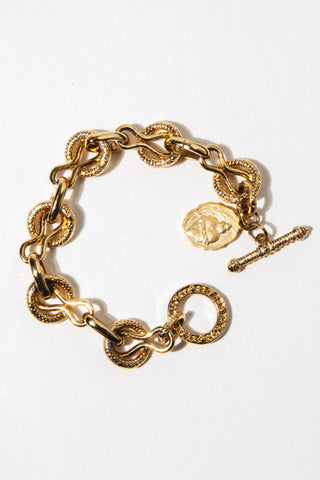 Child of Wild Jewelry Gold Italiana Bracelet