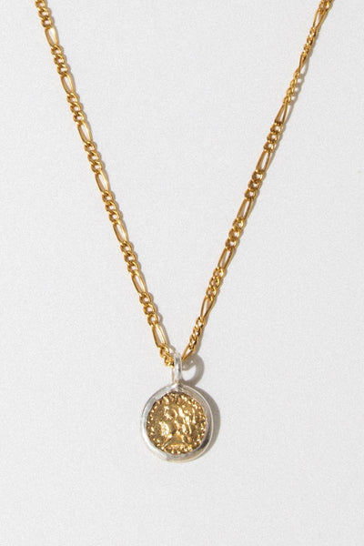 Goddess Jewelry Gold / 18 Inches Sol Necklace