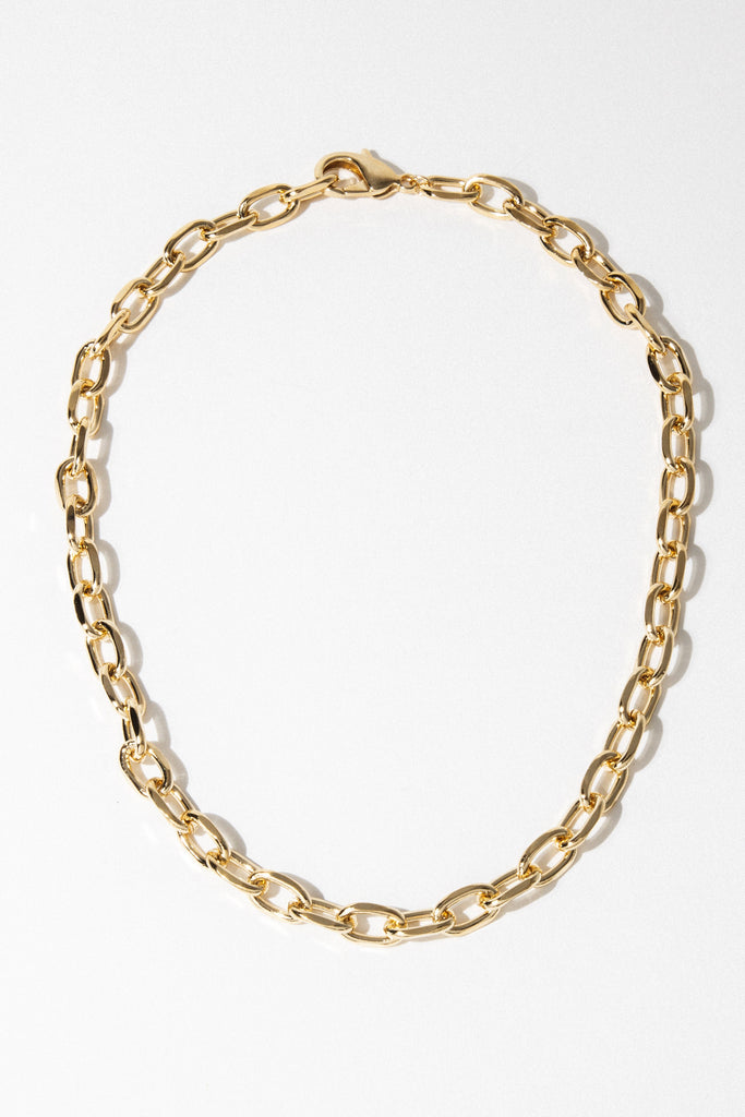 Goddess Jewelry 18 Inches / Gold Venus Necklace