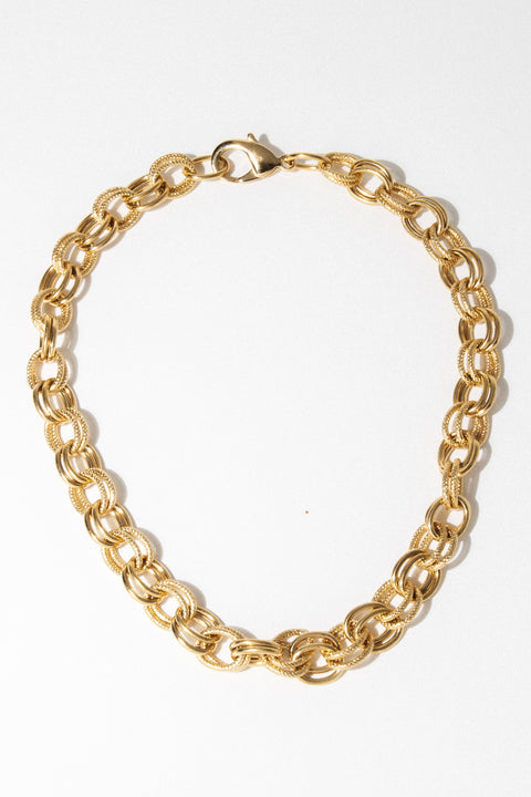 Goddess Jewelry Gold Up All Night Necklace