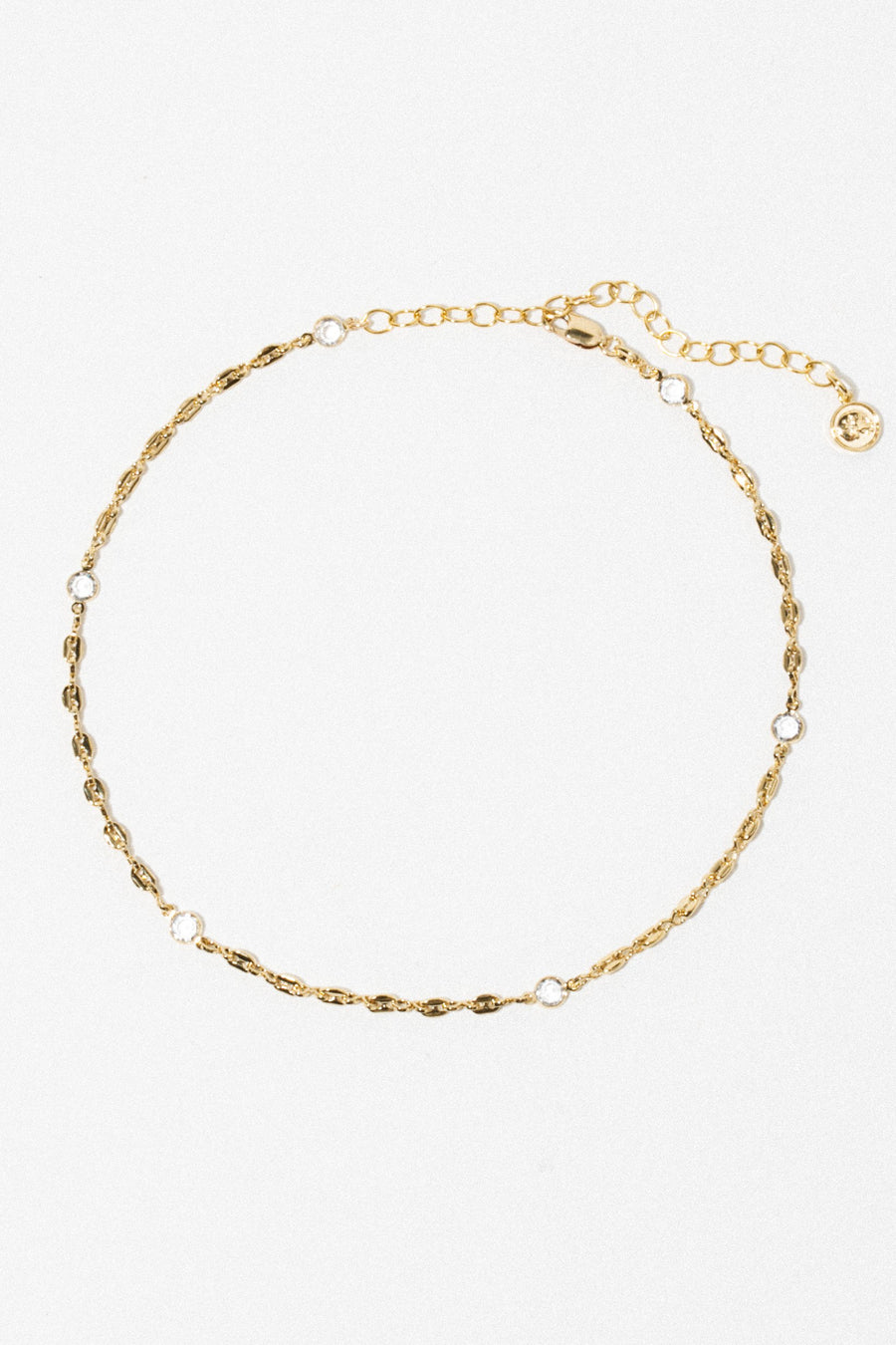 Goddess Jewelry Gold / 12 Inches The Tamara Necklace