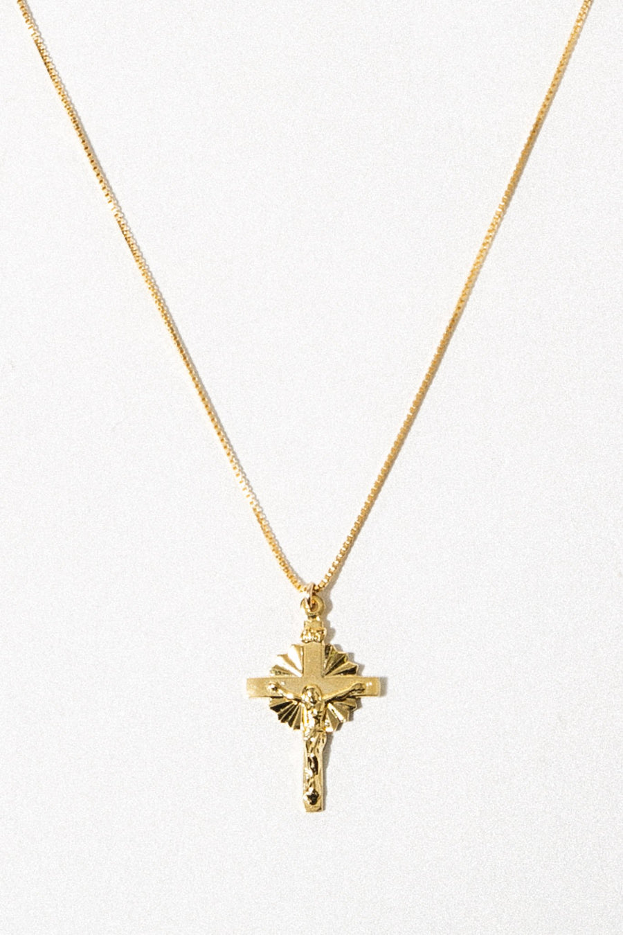 Gempacked Jewelry Son of Man Necklace