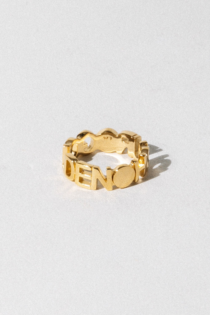 wildthing Jewelry Golden Hour Ring