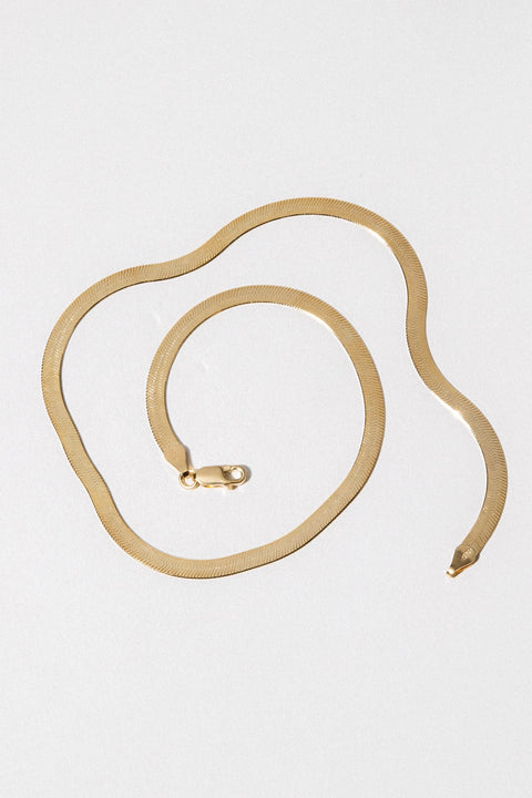 Tresor Jewelry Gold / 16 Inches Pathways Necklace