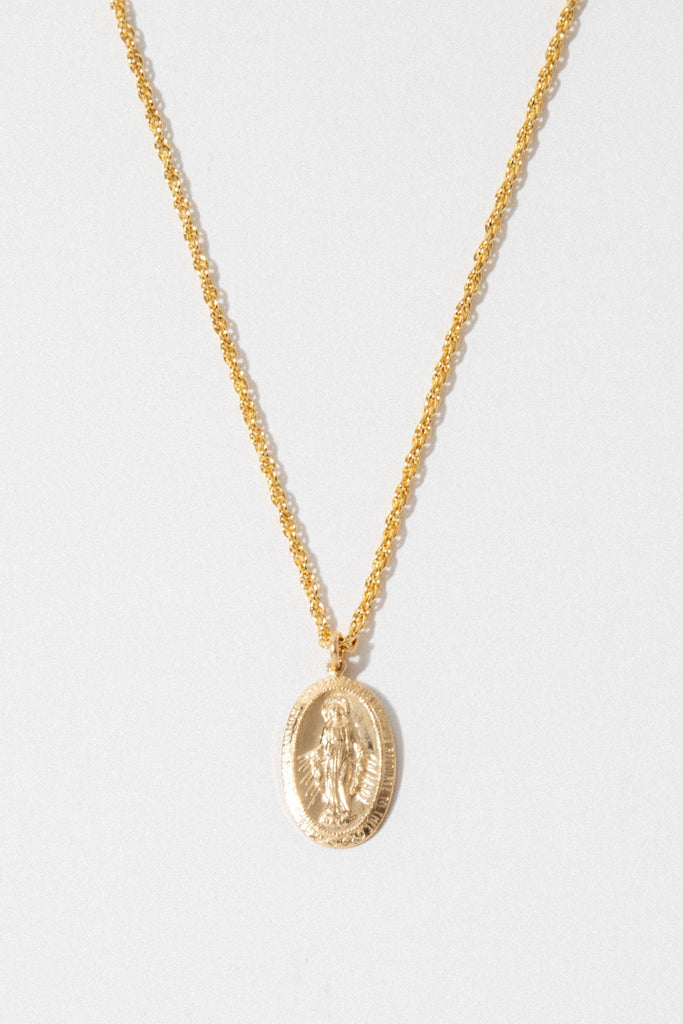CGM Jewelry The Mary Necklace
