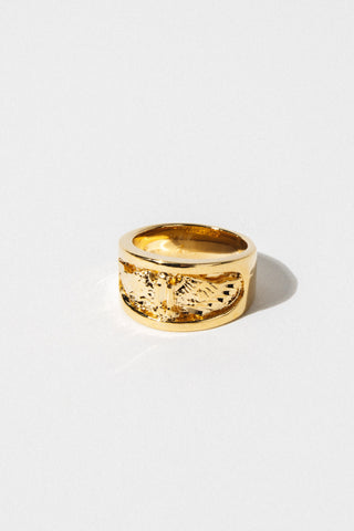 Sparrow Jewelry Soaring Eagle Ring