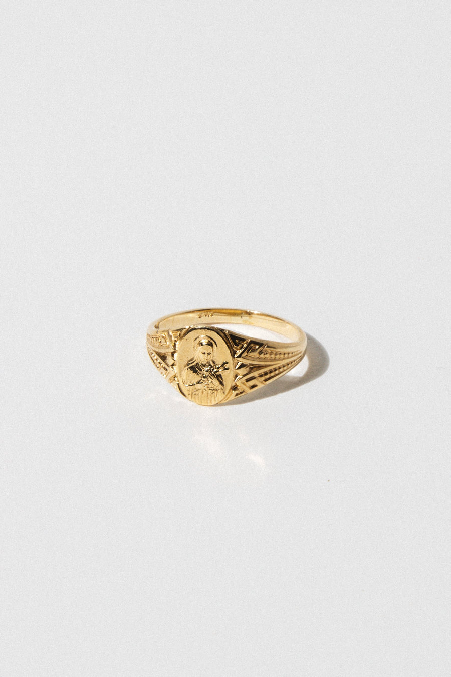 Stuller Jewelry Mother Madonna Ring