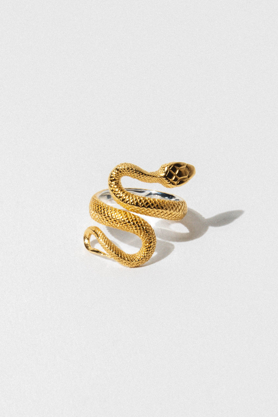 Temple of the Sun Jewelry Serpent Ring
