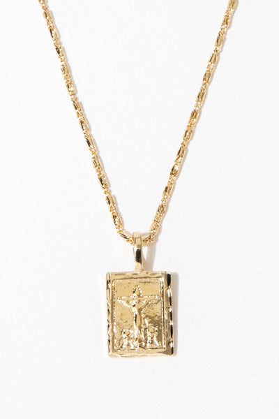Sparrow Jewelry 22 Inches / Gold The Nazareth Necklace