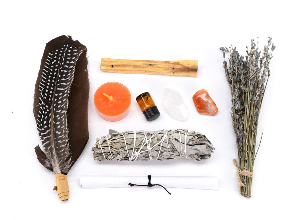 Happiness + Inspiration Ritual Kit - Child of Wild  - 2