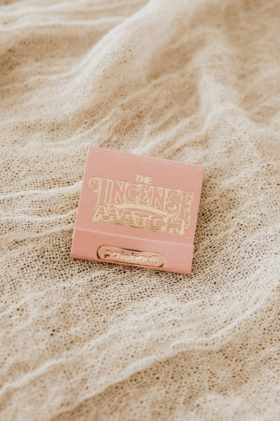 The Incense Match Objects Patchouli / Small / FINAL SALE The Incense Match