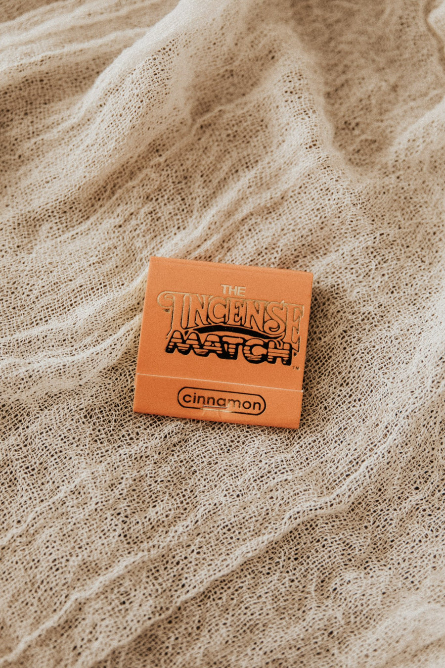 The Incense Match Objects Cinnamon / Small / FINAL SALE The Incense Match