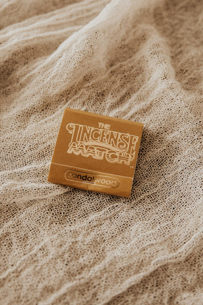 The Incense Match Objects Sandalwood / Small / FINAL SALE The Incense Match