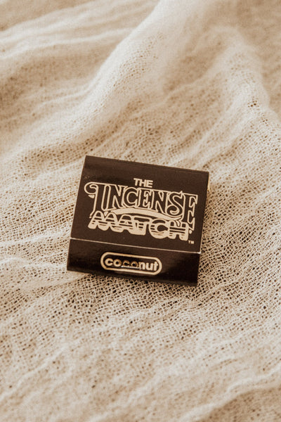 The Incense Match Objects Coconut / Small / FINAL SALE The Incense Match