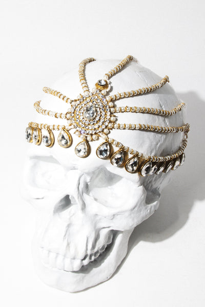 Child of Wild Jewelry Gold Cherished Bridal Headdress