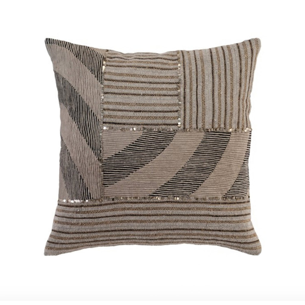 Classic Home Objects Grey / FINAL SALE Jaunt Desert Large Pillow