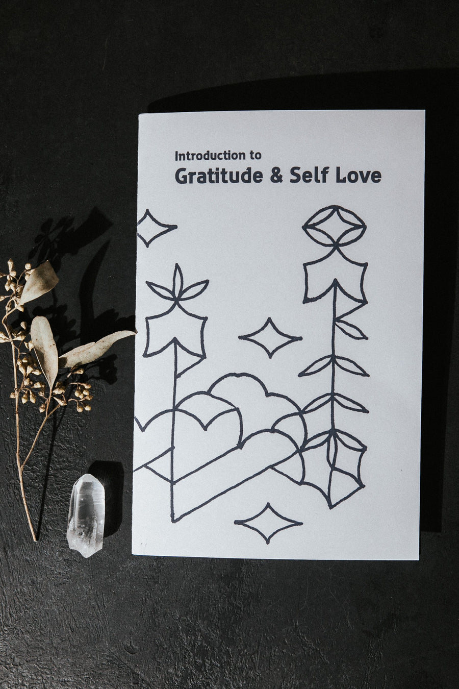 School of Life Design Objects White / FINAL SALE Introduction to Gratitude & Self Love