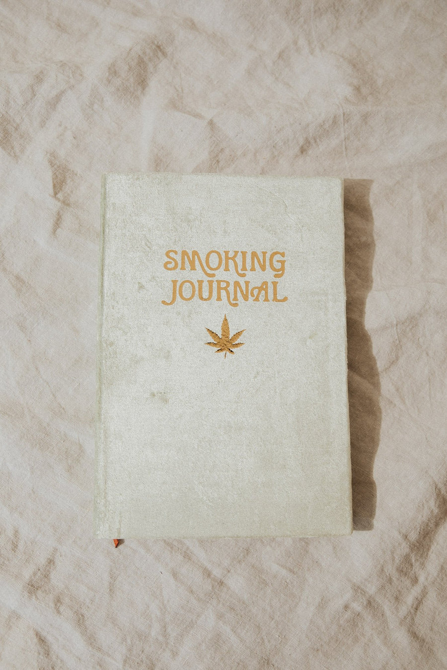 Printfresh Objects Mint Green / FINAL SALE High Ideas Velvet Smoking Journal
