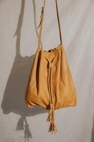 Bali Objects Tan / FINAL SALE Bali Bag and Wristlet