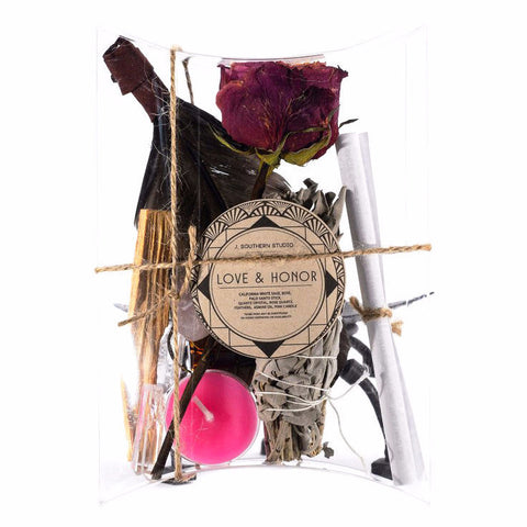 J. Southern Studio Objects Love & Honor / FINAL SALE Love & Honor Ritual Kit