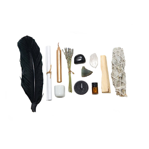 J. Southern Studio Objects Mercury in Retrograde Ritual Kit