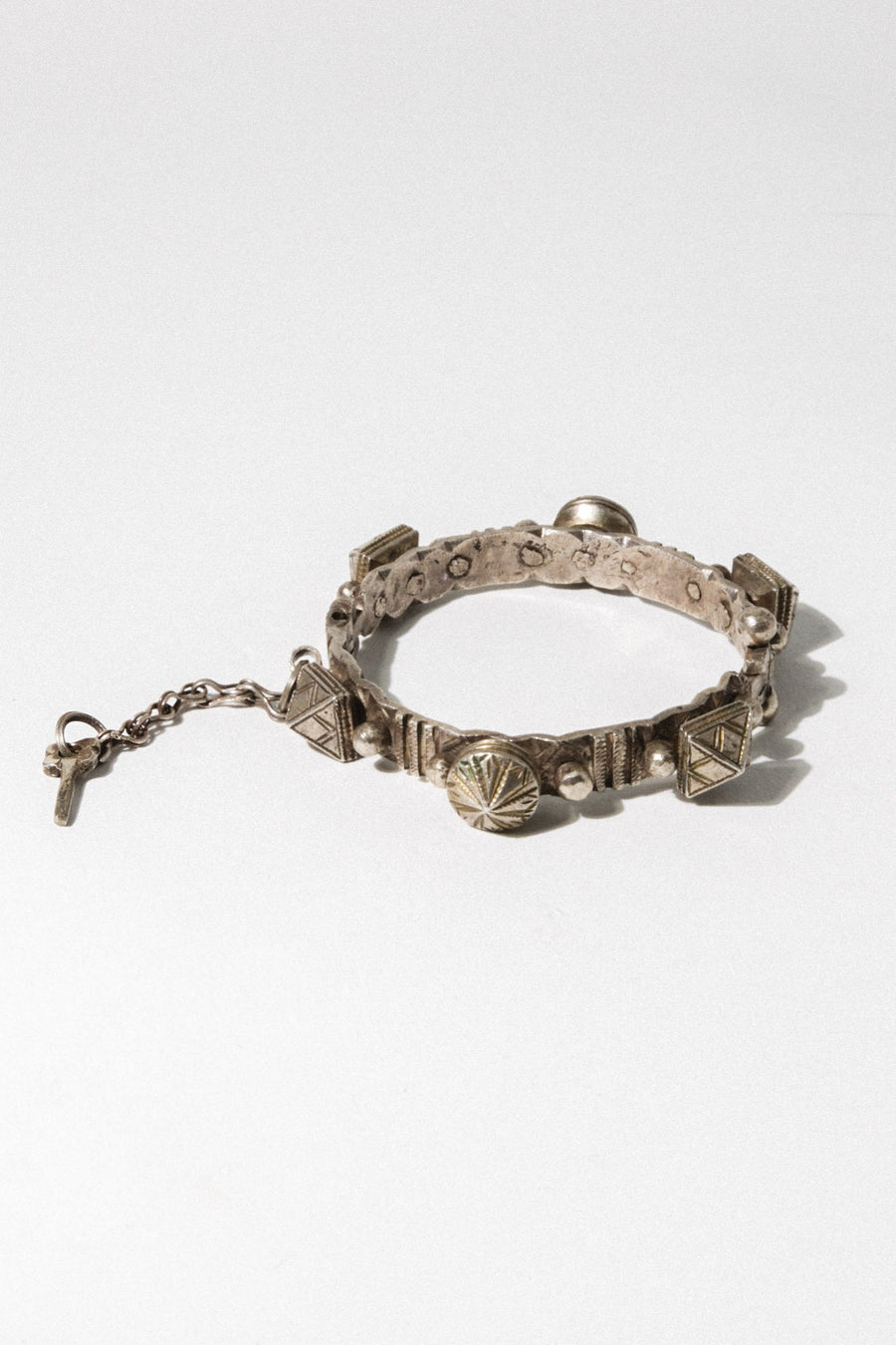 Child of Wild Jewelry Silver Izîl Moroccan Bangle