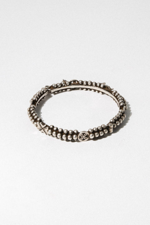 Child of Wild Jewelry Silver Copy of Izîl Moroccan Bangle