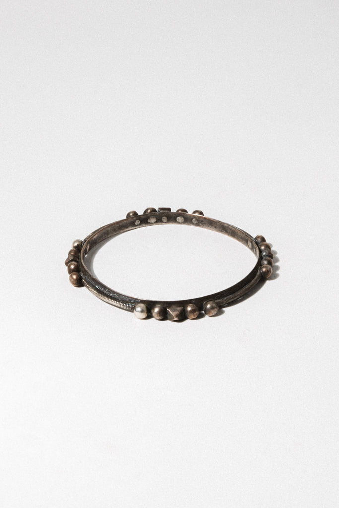 Child of Wild Jewelry Silver Ziri Moroccan Bangle