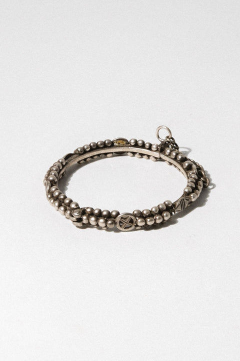 Child of Wild Jewelry Silver Copy of Sakina Moroccan Bangle