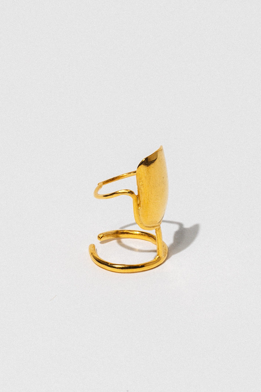 Aziza Handcrafted Jewelry Bastet Ring
