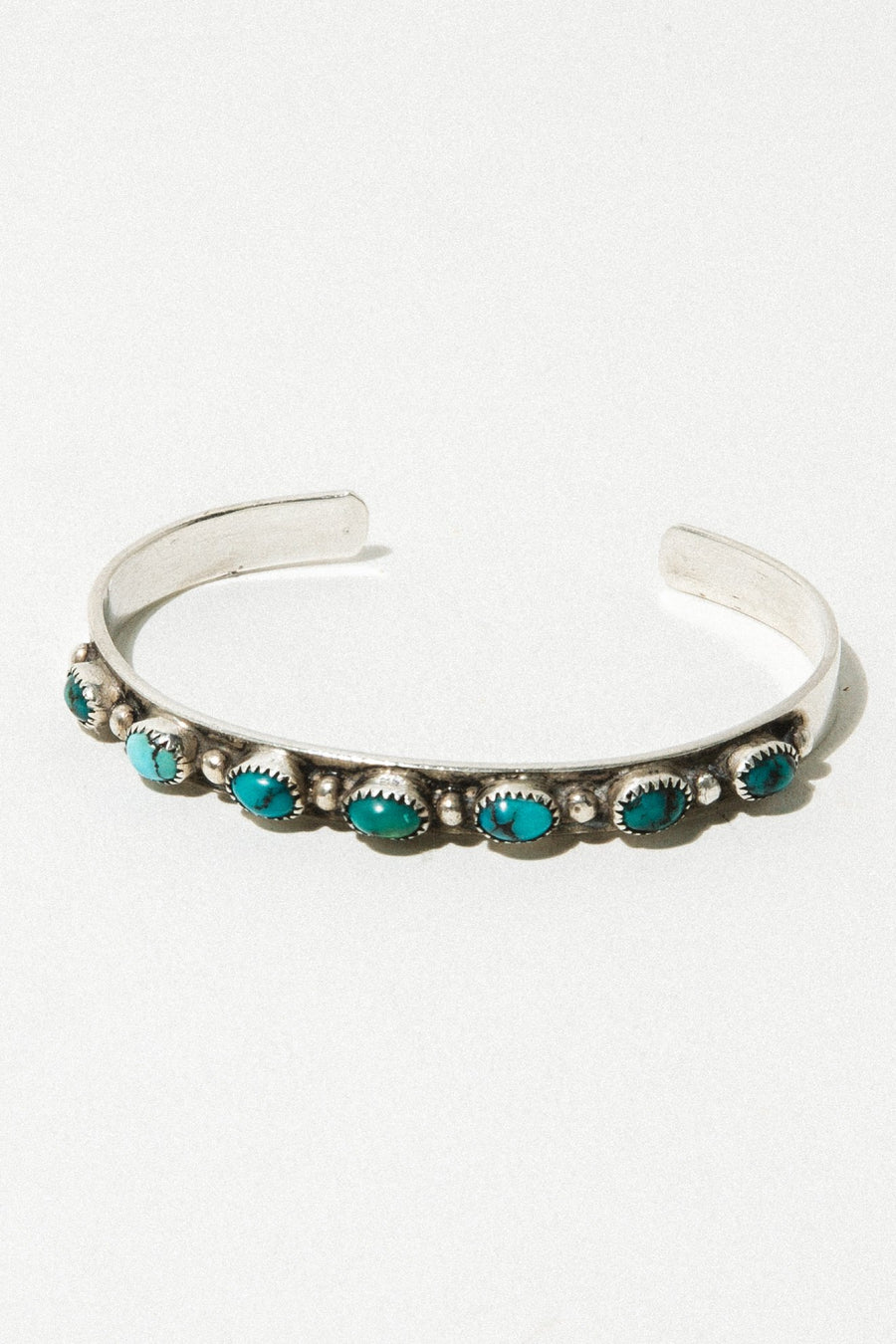 Ayman Jewelry Silver / Turquoise brNA045