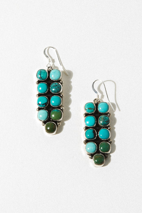Child of Wild Jewelry Sterling Silver / Turquoise eNA117