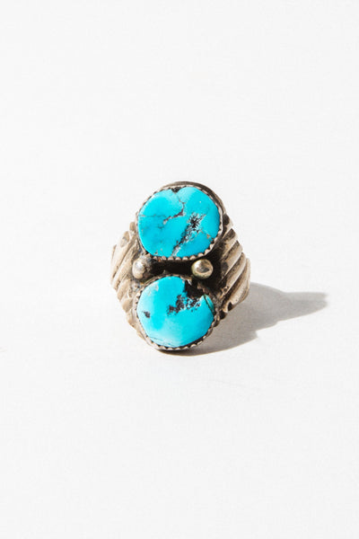 Child of Wild Mens Jewelry US 11 / Turquoise Love Her Madly Native American Ring