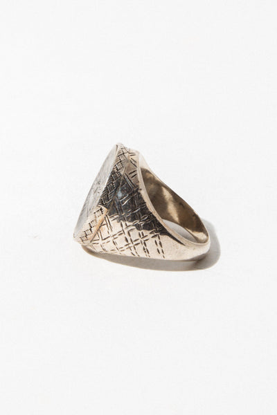 Anna King Mens Jewelry US 11 / Silver Eye of Providence Ring