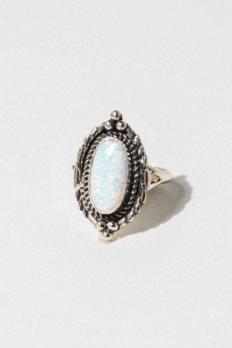 Thunderbird Jewelry Jewelry Cosmic Love Opal Ring