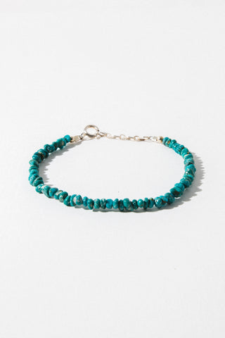 Sunwest Jewelry Silver Turquoise Dreams Bracelet - Small
