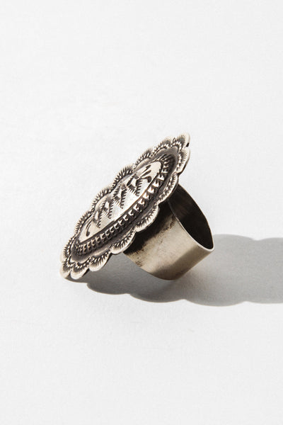 Sunwest Jewelry Moon Rising Native American Ring