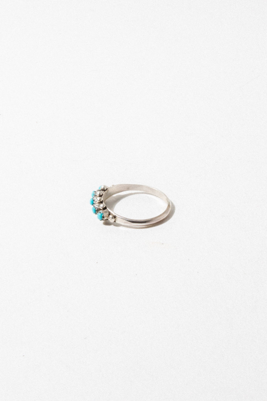 Child of Wild Jewelry Social Myth Turquoise ring