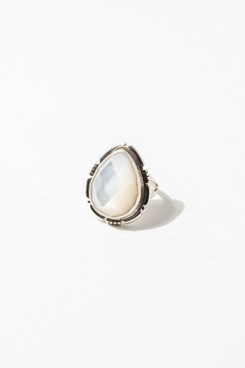 Child of Wild Jewelry She Who Lives Moonstone Ring