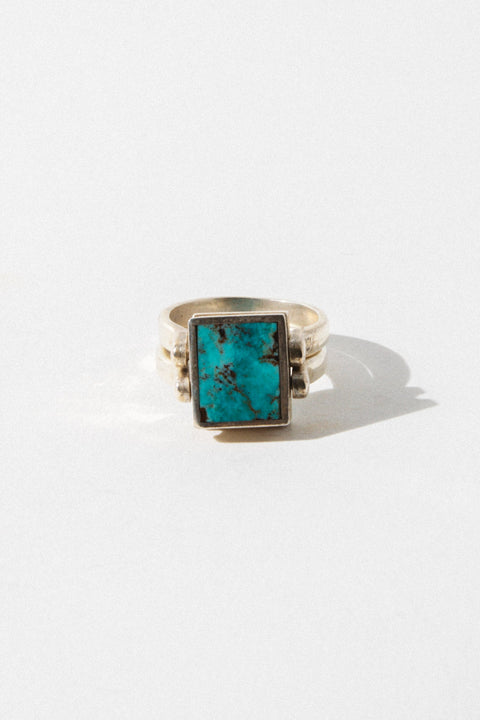 Child of Wild Jewelry Blue Buffalo Ring