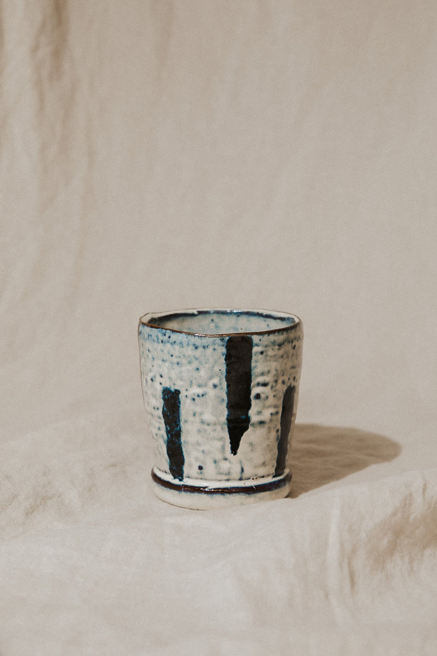 Bloomingville Objects Blue / FINAL SALE Margo Stoneware Pot
