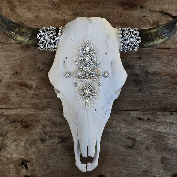Royal Affair Cow Skull - Child of Wild  - 2
