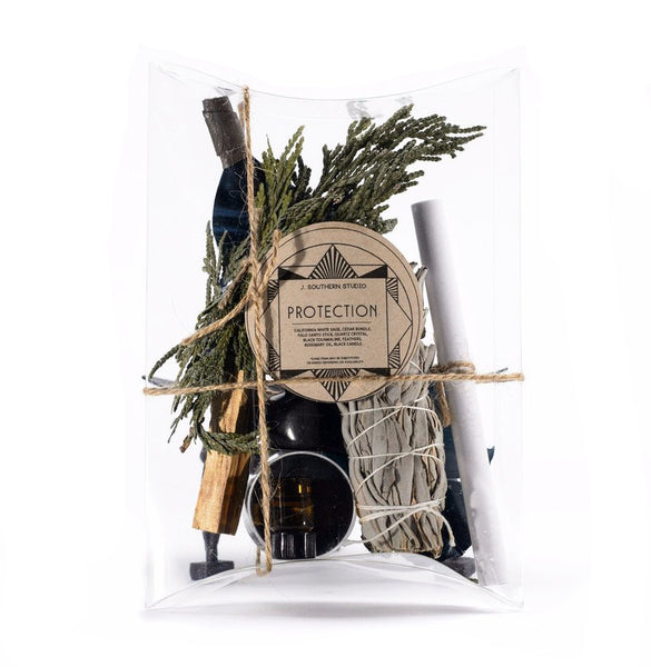 J. Southern Studio Objects Black / FINAL SALE Protection Ritual Kit